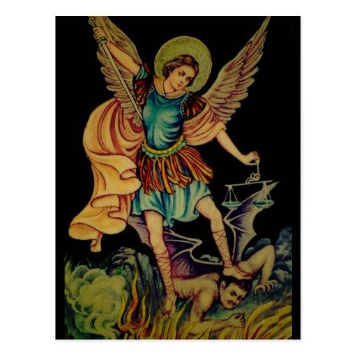 San Miguel Arcangel Tattoo