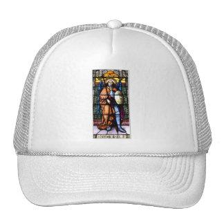 San Miguel el vitral del arcángel Gorras