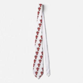 San Miguel - escudo Corbatas