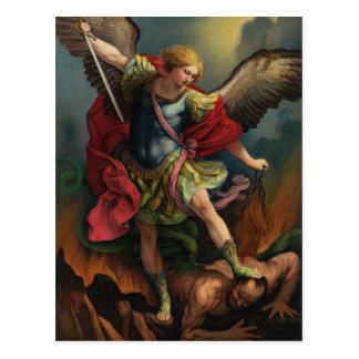 San Miguel la postal del arcángel