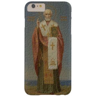 San Nicolás del obispo de Myra Funda Barely There iPhone 6 Plus