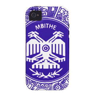 SAN PABLITO/MBITHE AZUL PRODUCTOS ADAPTABLES iPhone 4/4S FUNDAS