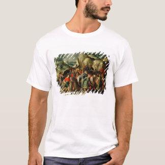 San Pablo llevó a Damasco después de su conversión Camiseta