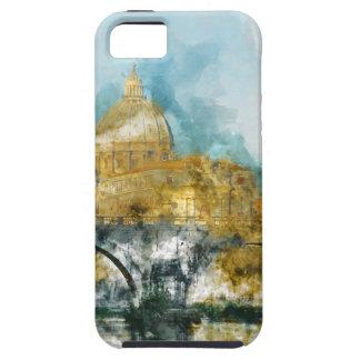 San Pedro en la Ciudad del Vaticano Roma Italia Funda Para iPhone SE/5/5s