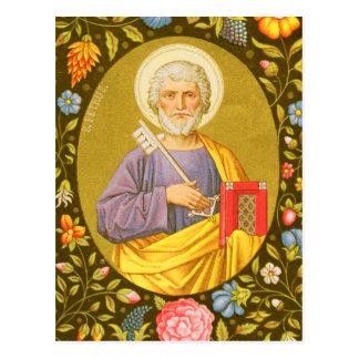 San Pedro la postal #2 del apóstol (P.M. 07)