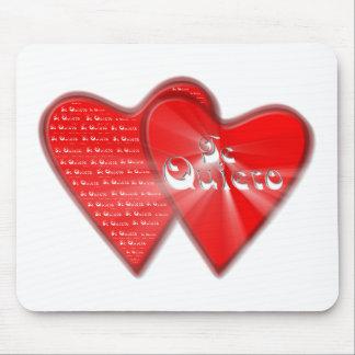 San Valentin es el dia de los enamorados Alfombrillas De Raton