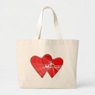 San Valentin es el dia de los enamorados Bolsa De Mano