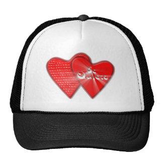 San Valentin es el dia de los enamorados Gorros