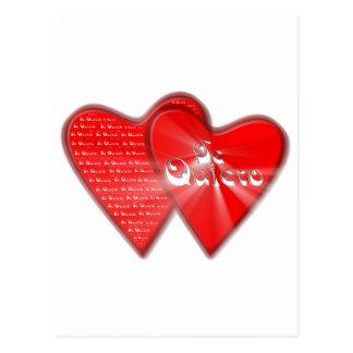 San Valentin es el dia de los enamorados Postales