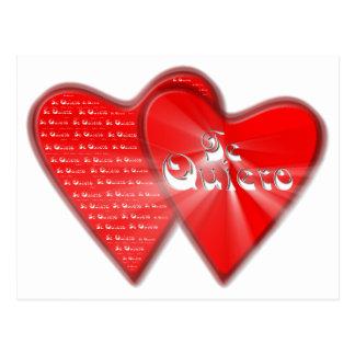San Valentin es el dia de los enamorados Postal