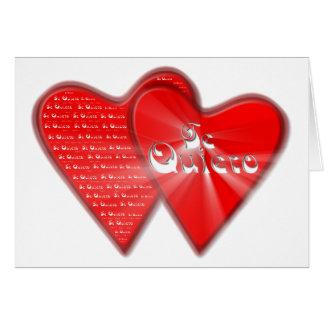 San Valentin es el dia de los enamorados Tarjeton