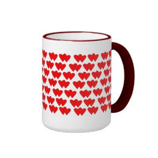 San Valentín es el día de los enamorados Taza De Café