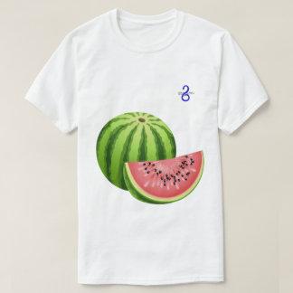 Sandía básica de la camiseta