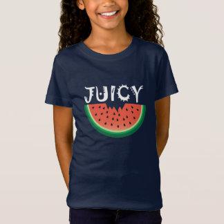 Sandía jugosa - Bella de los chicas+Jersey de la Camiseta
