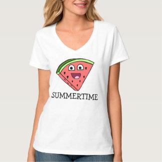 SANDÍA (modifique el texto para requisitos Camisetas