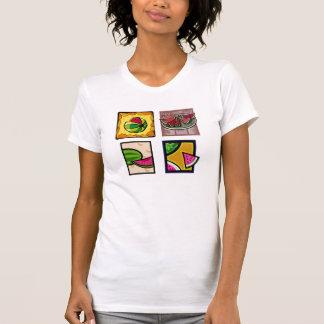 Sandías Camisetas