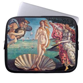Sandro Botticelli - nacimiento de Venus - bella Funda Para Ordenador