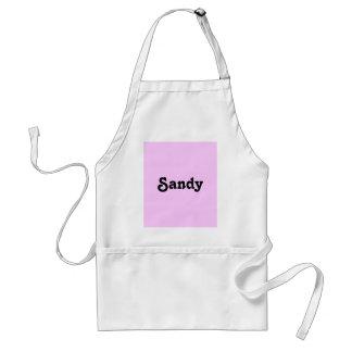 Sandy Delantal