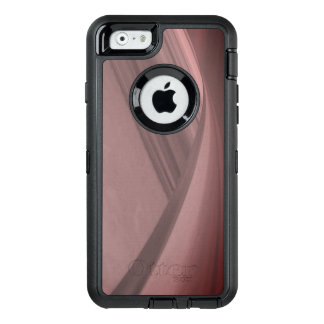 Sangría sutil funda OtterBox defender para iPhone 6