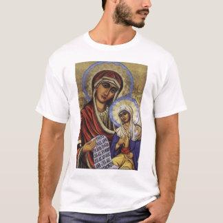 Santa Ana con el Theotokos Camiseta