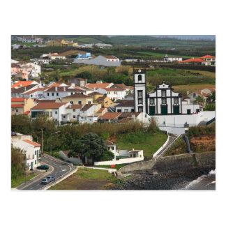 Santa Cruz DA Lagoa Postal