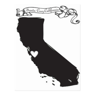 Santa Cruz Postales