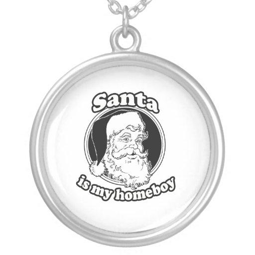 Santa es mi homeboy joyerías