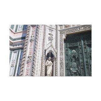 Santa María del Fiore Impresiones En Lona