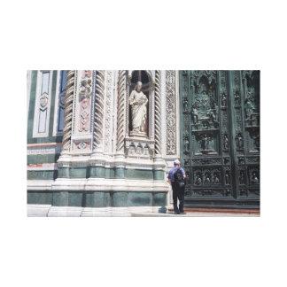 Santa María del Fiore Lienzo Envuelto Para Galerias