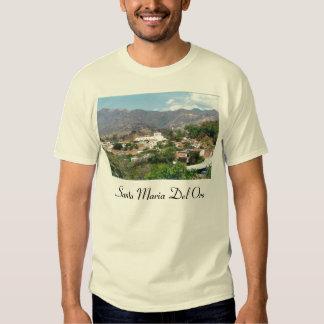 Santa María Del Oro Jalisco Camiseta