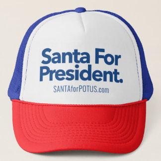 """""""Santa para gorra del camionero del presidente"""""""