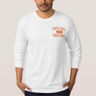 Santa Rosa - panteras - alto - Santa Rosa Camisas