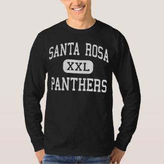 Santa Rosa - panteras - alto - Santa Rosa Camiseta