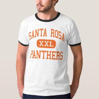Santa Rosa - panteras - alto - Santa Rosa Camisetas