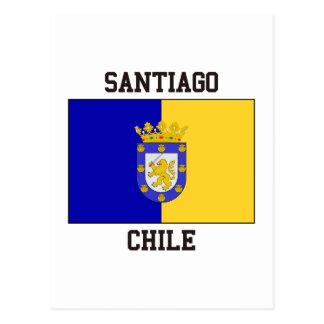 Santiago Chile Postal