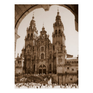 Santiago de Compostela Postal