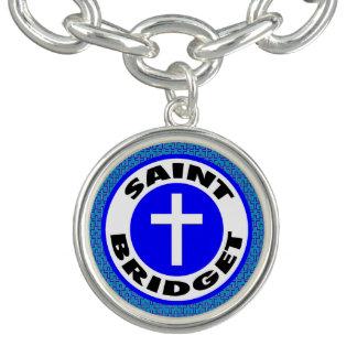 Santo Bridget Pulseras