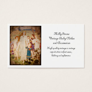 Santo Brigid la novia Tarjeta De Negocios