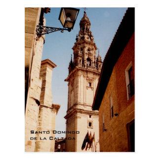 Santo Domingo de la Calzada Tarjeta Postal