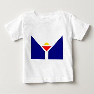Santo-Martin-Bandera Camiseta De Bebé
