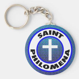 Santo Philomena Llavero