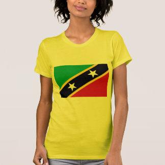 Santo San Cristobal y Nevis Camiseta
