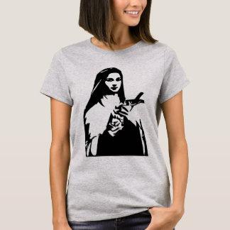 Santo Teresa de la camisa de las señoras de