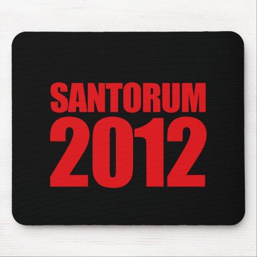 SANTORUM 2012 - TAPETES DE RATON