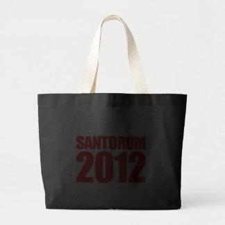 SANTORUM 2012 - BOLSA