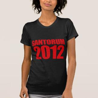 SANTORUM 2012 - CAMISETAS