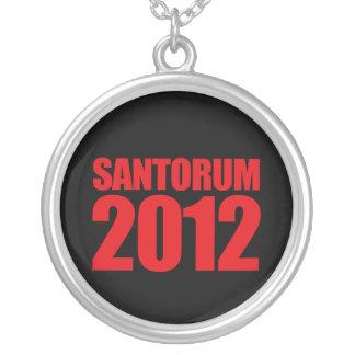 SANTORUM 2012 - COLGANTE REDONDO