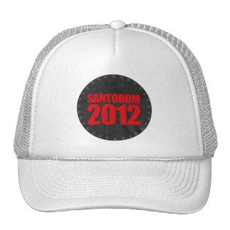 SANTORUM 2012 - GORRAS