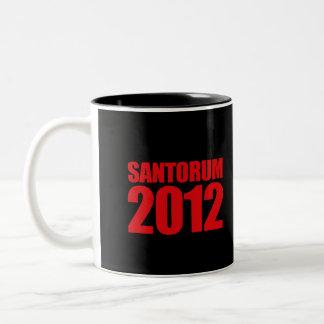 SANTORUM 2012 - TAZA DOS TONOS