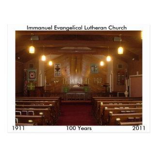 Santuario de Immanuel Postal